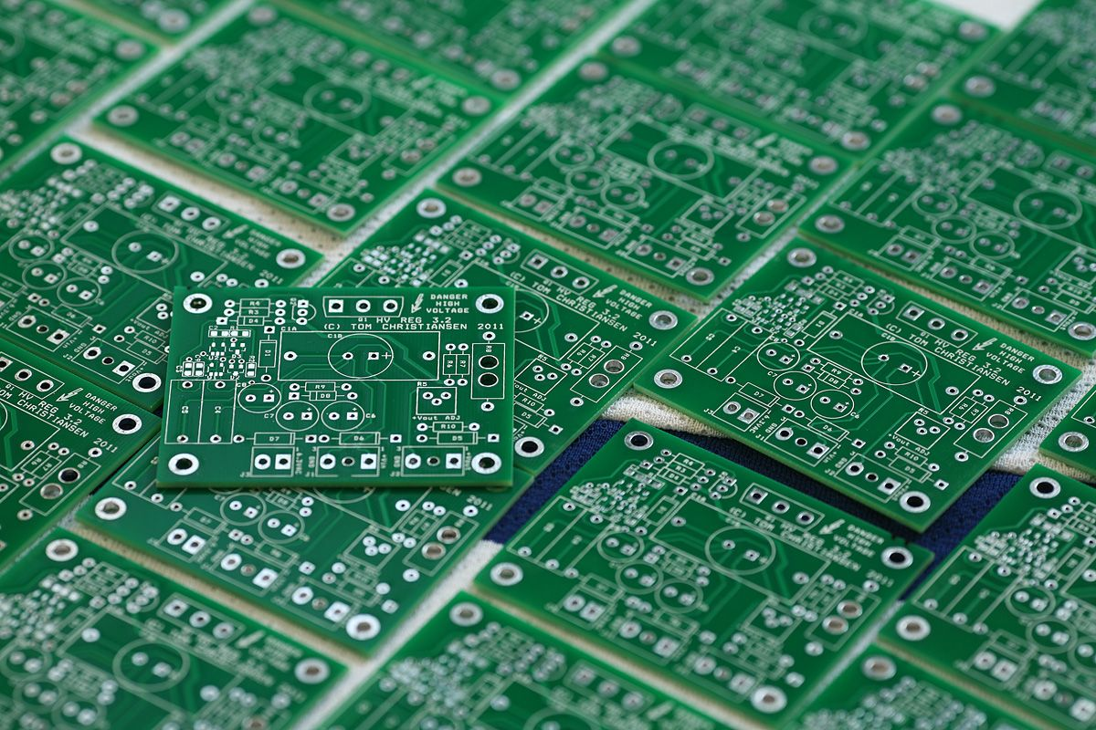 Gearing Up For A Full Printed Circuit Board Production Run If So Start With A Few Pcb Prototype B Printed Circuit Boards Printed Circuit Manufacturing