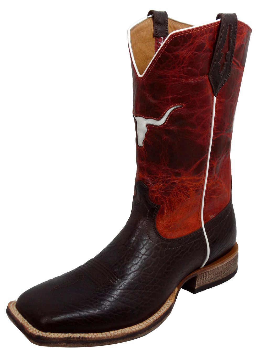 5474bbba828 Mens Twisted X Boots Western Cowboy Red River Longhorn | Products I ...
