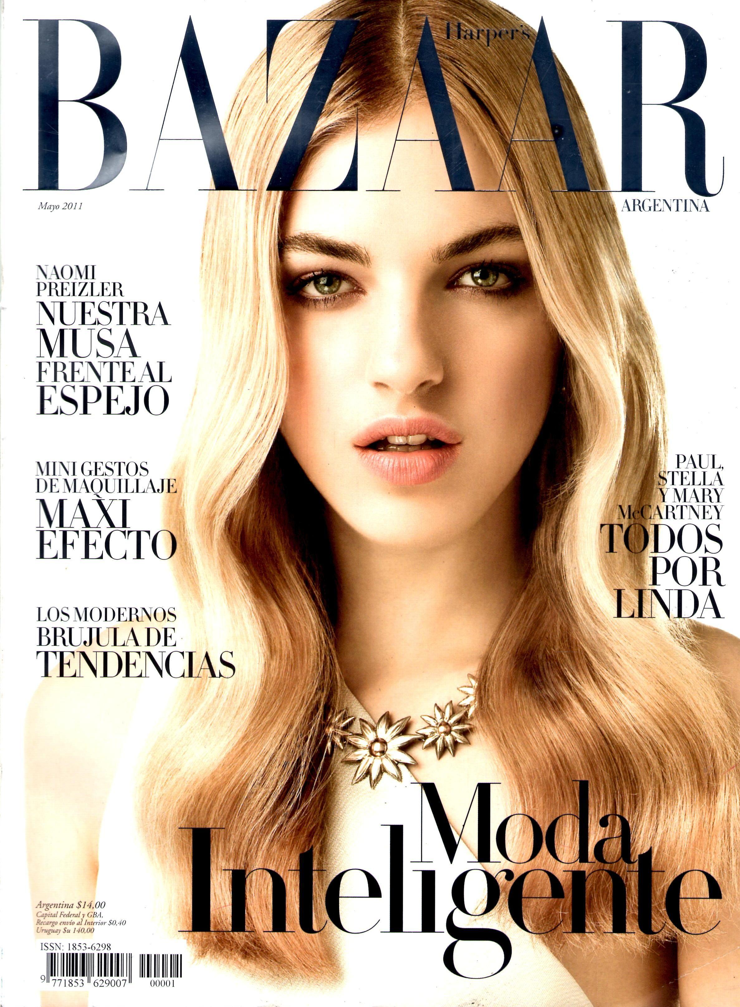 HARPER'S BAZAAR y HARPER'S BAZAAR Argentina…..una revista ...