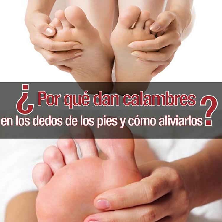 calambres linear unit los dedos de los pies diabeticos