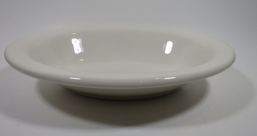 Vtg Homer Laughlin White Oval Serving Bowl Restaurant Ware Best China  classicrestaurant #vintagerestaurant #vintagebeddingset #homerlaughlin #kitchenlinens #potteryart #vintageitems #vintagekitchen #servingbowls