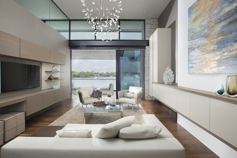 Nice Waterfront Elegance By DKOR Interiors