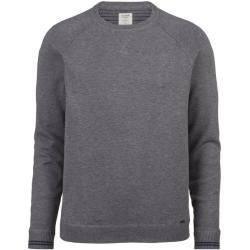 Photo of Olymp Level Five Strickpullover, Body Fit, silbergrau, L Olympymp