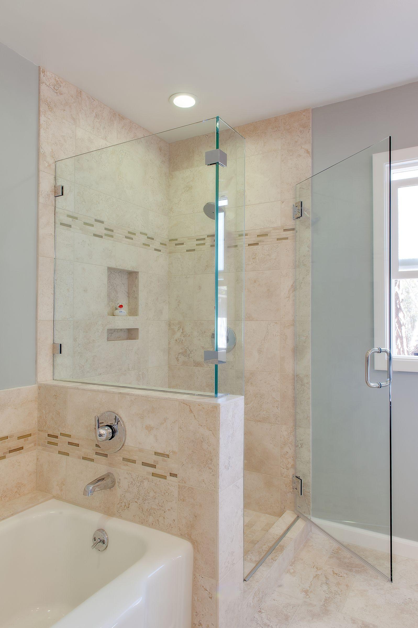 Charmant Living In Luxury. Tub Shower Combo, Shower Tub, Tub Remodel, Bath Tiles