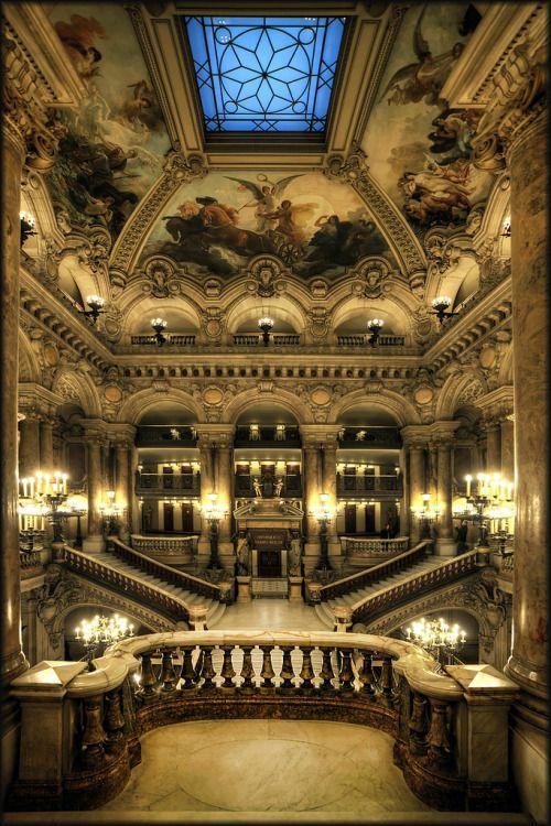 Opera Charles-Garnier by Pascal