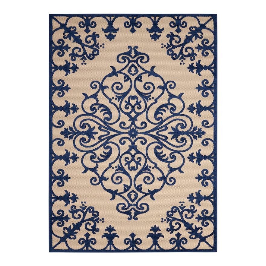 Maples Ultra Soft Signature Farmhouse Area And Throw Rug Laundry Room Rugs Maples Rugs Black And Cream Kitchen