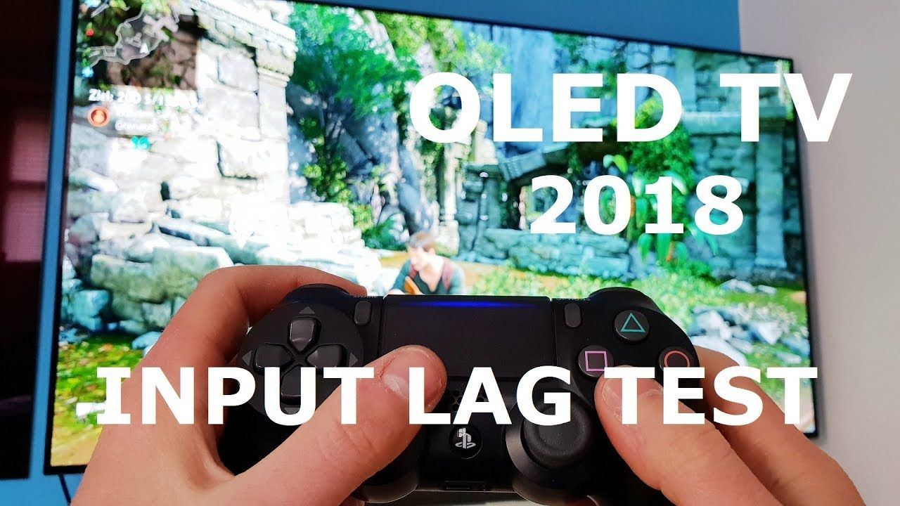 Input Lag TEST (HDR Game Mode) with LG 55C8/65C8 4K OLED TV
