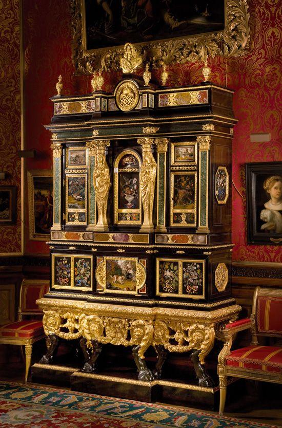 Domenico Cucci Ebeniste Du Roi Meuble Mobilier De France Meuble De Style