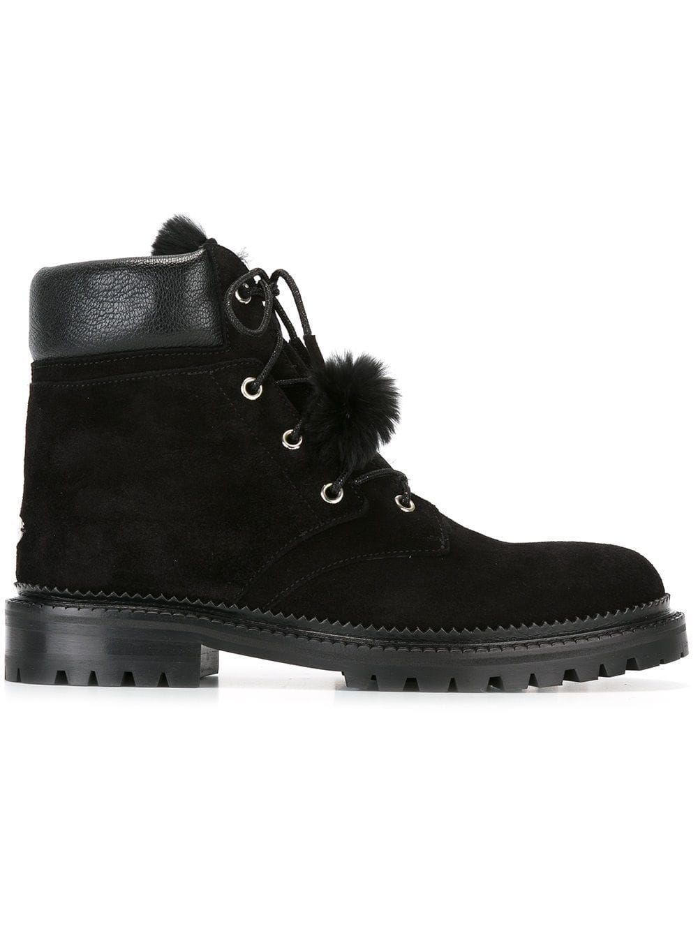 Elba 30 boots | Black suede boots, Boots, Jimmy choo