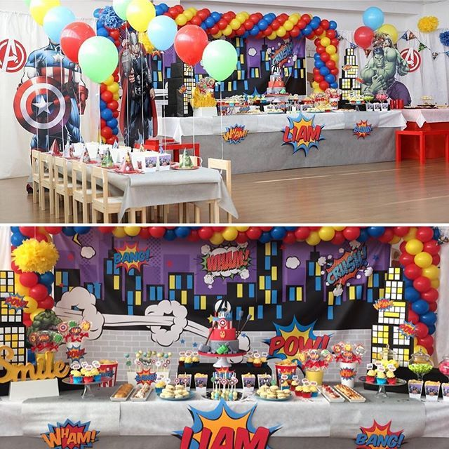Avengers Party / Party design and banqueting by @bellasbakery - Monza #bellasbakery #monza #partydesign #partyideas #partyinspiration #kidsparty #festeatema #avengersparty #marvel #birthdayparty #sweettable #cakedesign #cakedesignmonza #cakedesignmilano #cakedecorating #sugarart #isabellavergani #sugarartist #tortedecorate #pasticceriacreativa #instacool #festainfantil