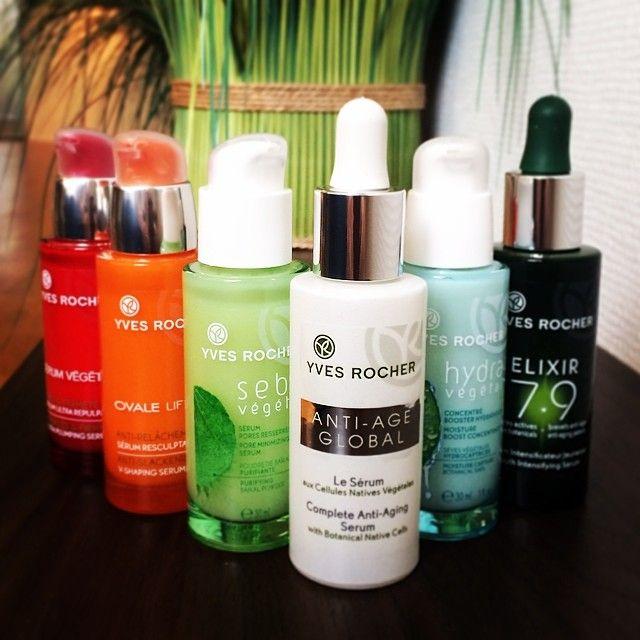 Serum Makes Your Skin Happy Skincare Serum Yvesrocher