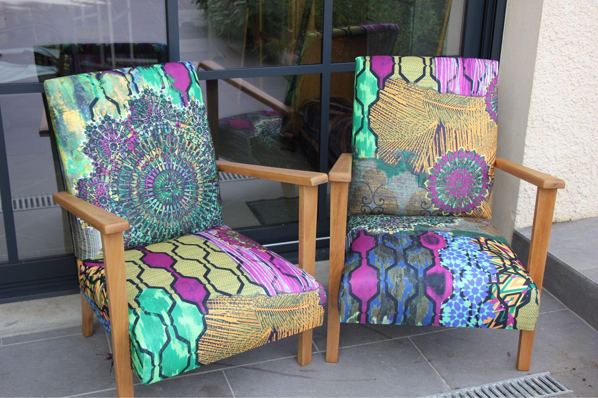 Tissus Ameublement La Rochelle fauteuil tapissier la rochelle tissu casal woodstock