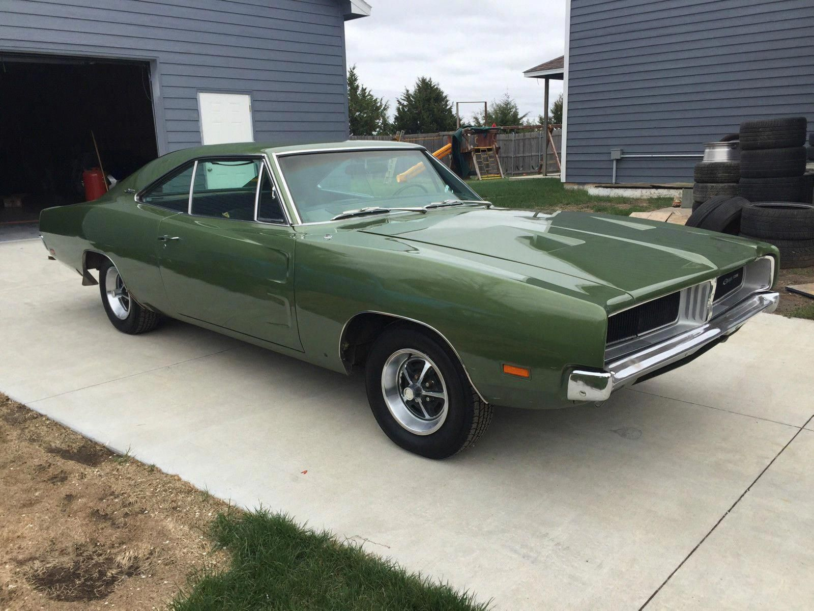1969 Dodge Charger Base Dodgechargerclassiccars Classic Cars