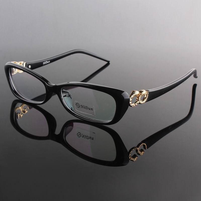 2016 New Arrival Women Cat Eye Polycarbonate Full Rim Myopia Optical Eye Glasses Frame Eyeglasses Prescription Spectacle frame