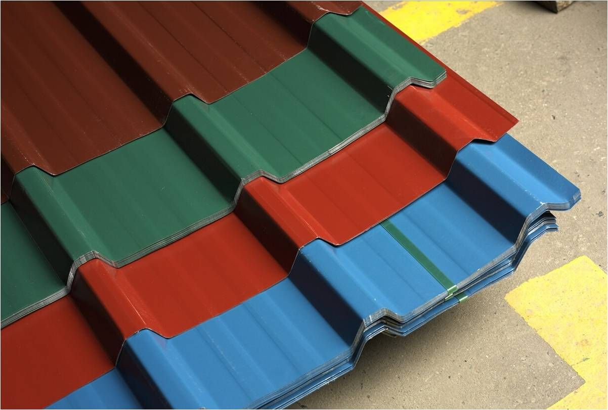 Iron roofing sheets are more popular in kenya than other roofing material because of their affordability