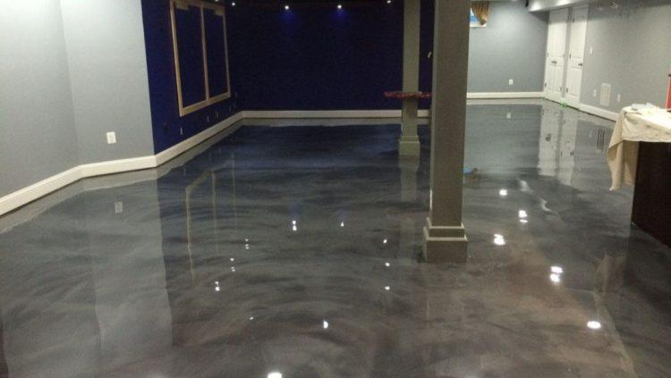 Ist Ein Epoxy Untergeschoss Gut Fur Zu Hause Ein Epoxyuntergeschoss Fur Gut Hause Ist In 2020 Basement Flooring Flooring Epoxy Floor