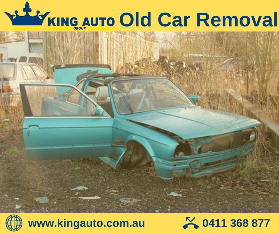 Get Fastest Old Car Removal in Queensland Wrecker, Car