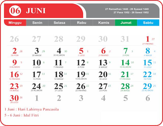 Juni 2019 Kalender Vorlagen Png Format 2019 Calendar