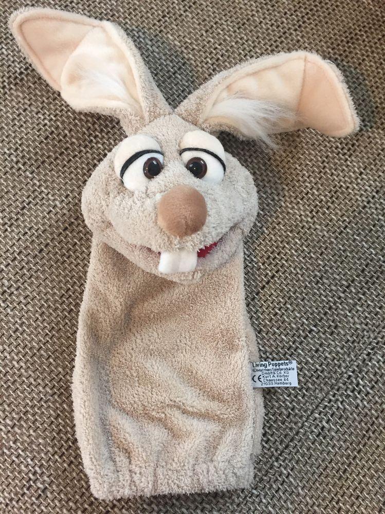 Konijn Handpop Zonder Pootjes Handpuppe Mampfred In Spielzeug Puppen Zubehor Marionetten Handpuppen Ebay Handpuppen Puppen Kuscheltier