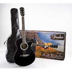 Fender Fa 130 Acoustic Electric Guitar Pack Black Http Www Amazon Com Fender Fa 130 Acoustic Electric Acoustic Electric Guitar Acoustic Electric Guitar