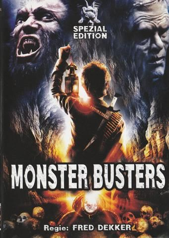 Monster Squad 1987 Uncut Dvd Horror Movies On Dvd