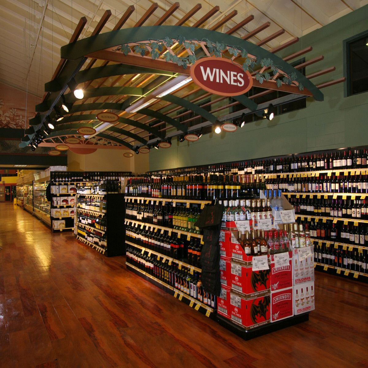 Waikoloa Village Market | Grocery Store Design & Decor by I-5 ...
