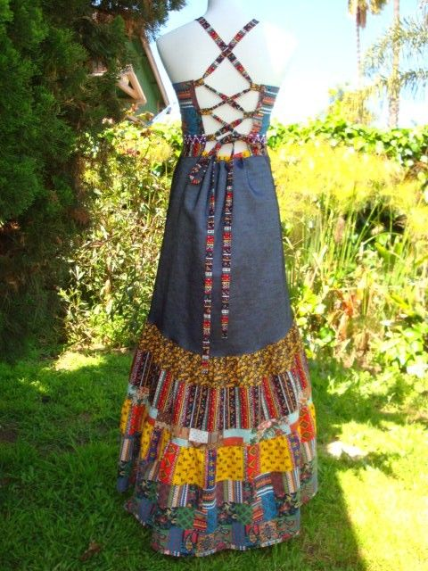The Hippie Movement Upcycle Clothes Hippie Outfits Daily Outfits