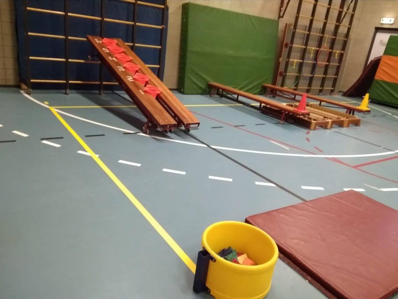 Pylon Mikken Gymspiratie Voor Iedere Gymles Een Goed Idee Gym Spelletjes Peutergym Lichamelijke Opvoeding