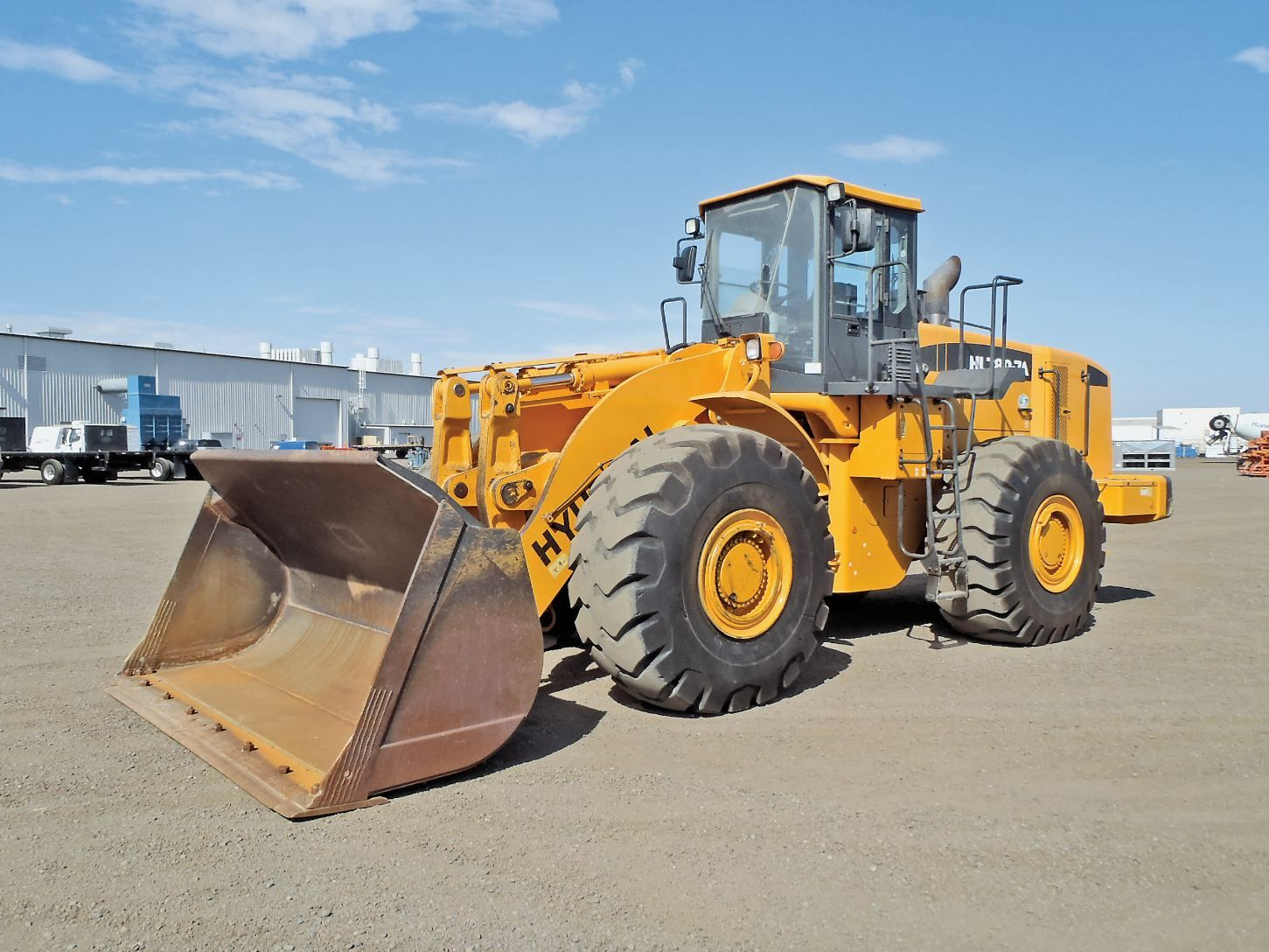 Hyundai HL7807A wheel loader Repair manuals, Manual