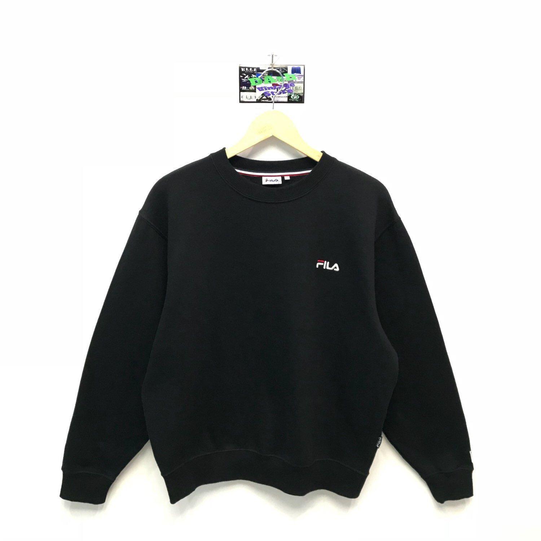 1e518c93e1 Vintage Fila Sweatshirt Size L #Please Check Out My Store For More Great  Stuff #DAshVintageStore