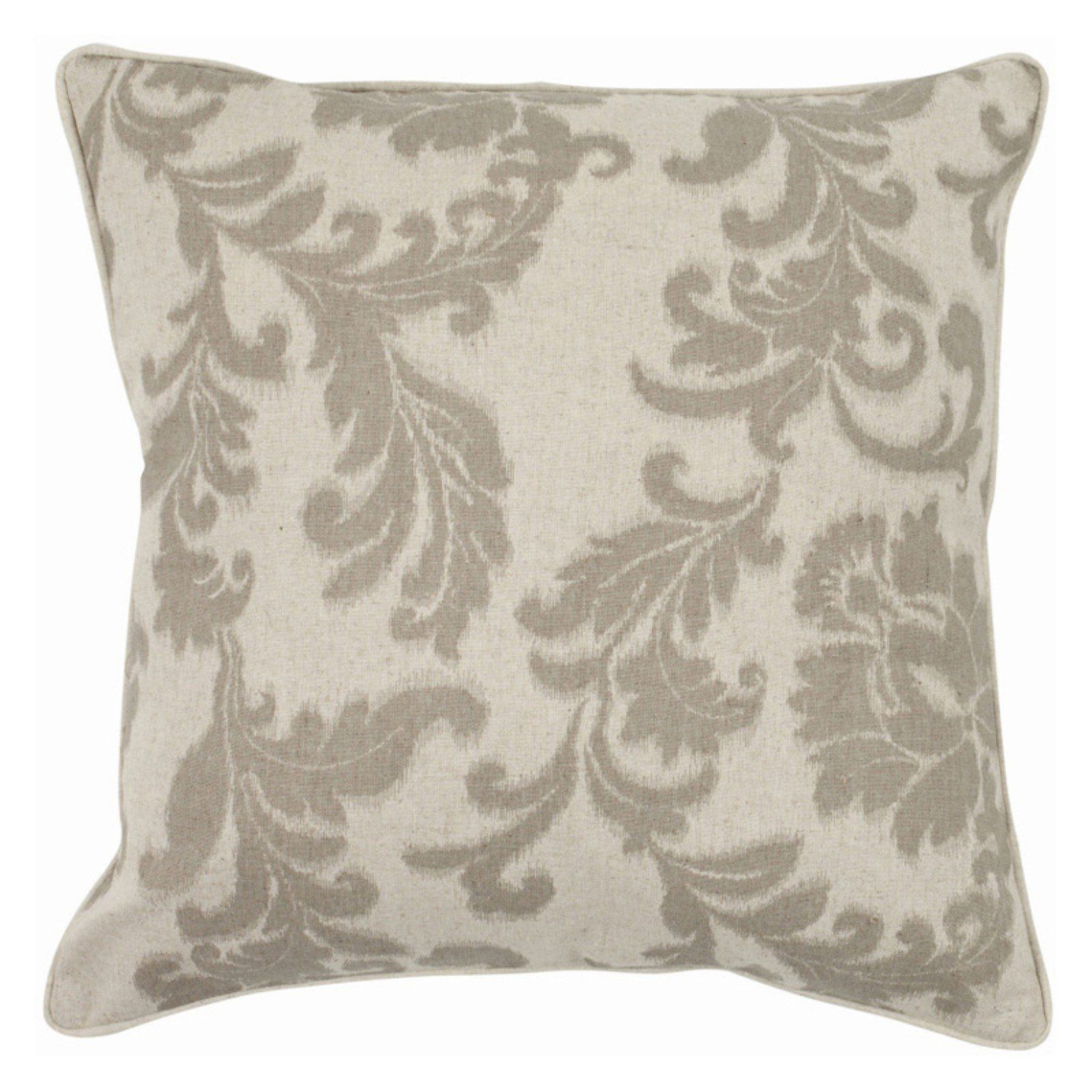 Fantastic Safavieh Gilbert Decorative Pillows Set Of 2 Damask Grey Ocoug Best Dining Table And Chair Ideas Images Ocougorg
