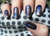 Photo of Galaxy?!?  Nail Art Gallery by NAILS Magazine