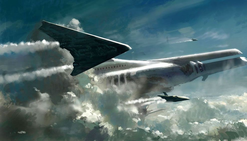 flyby | Coolvibe - Digital ArtCoolvibe – Digital Art ...