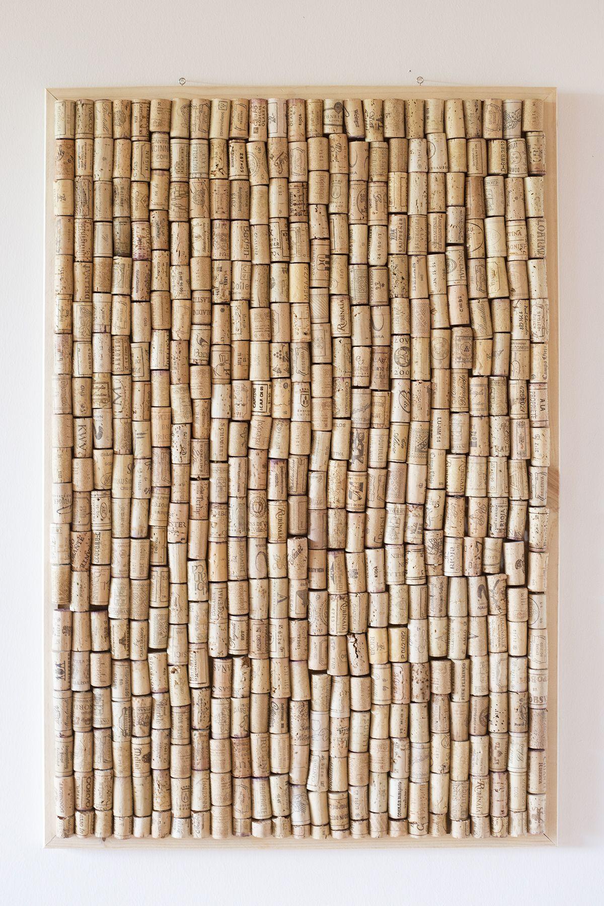 korken pinnwand kreativliebe selbstgemacht pinterest korken bauernhausstil und. Black Bedroom Furniture Sets. Home Design Ideas