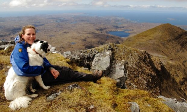 Working magic to keep the 'Fairy Hill' in Perthshire Scotland beautiful is 'like painting the Forth Bridge' - says Dr. Auty who is running the iconic Munro on behalf of the John Muir Trust.  For  more updates see: Perth & Kinross / Local / News / The Courier http://www.thecourier.co.uk/news/local/perth-kinross/working-magic-to-keep-the-fairy-hill-beautiful-is-like-painting-the-forth-bridge-1.249754