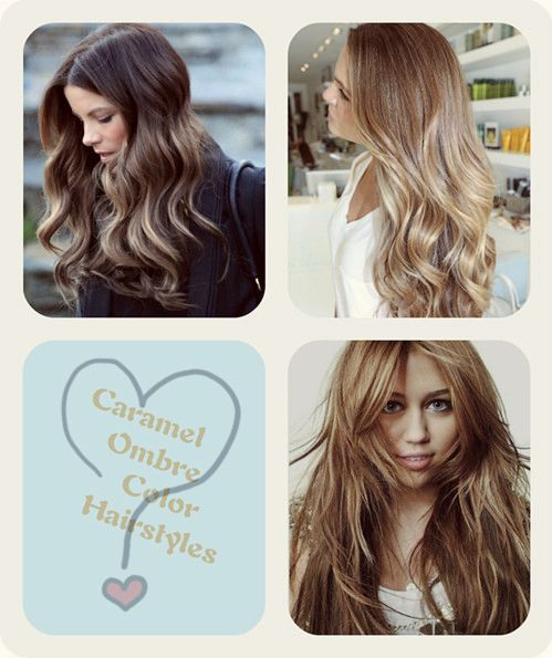 The Best Ombre Hair Color Match Different Skin-tone - | Ombre hair ...