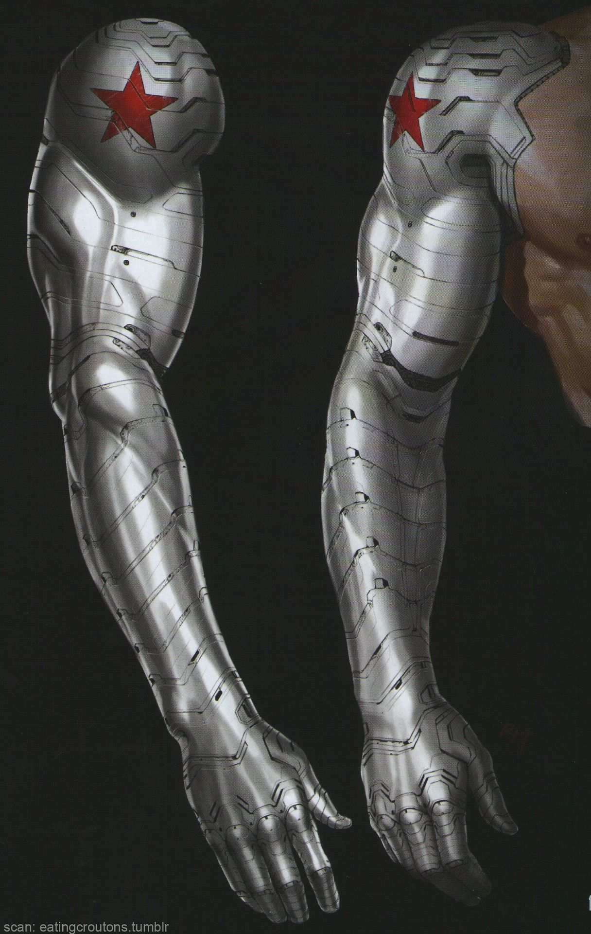The Winter Soldier - Costume Research Thread   Winter