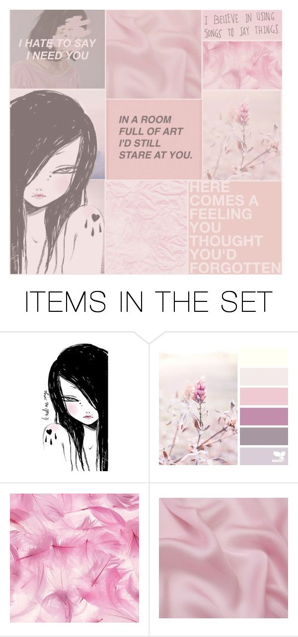 """""""I hate to say I need you"""" by italia-kun on Polyvore featuring art"""