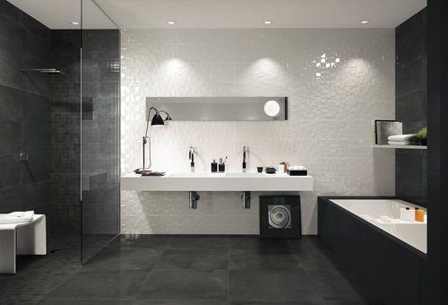 Küchen-Fliese / für Badezimmer / für Innenbereich / aus Keramik ...