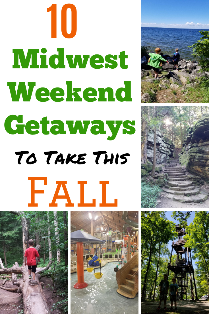10 Best Family Weekend Getaways From Chicago In The Midwest