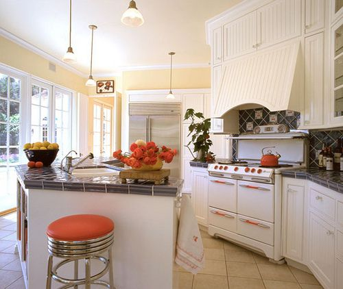 6 Tips To Using Coral In The Kitchen Awesome Ideas