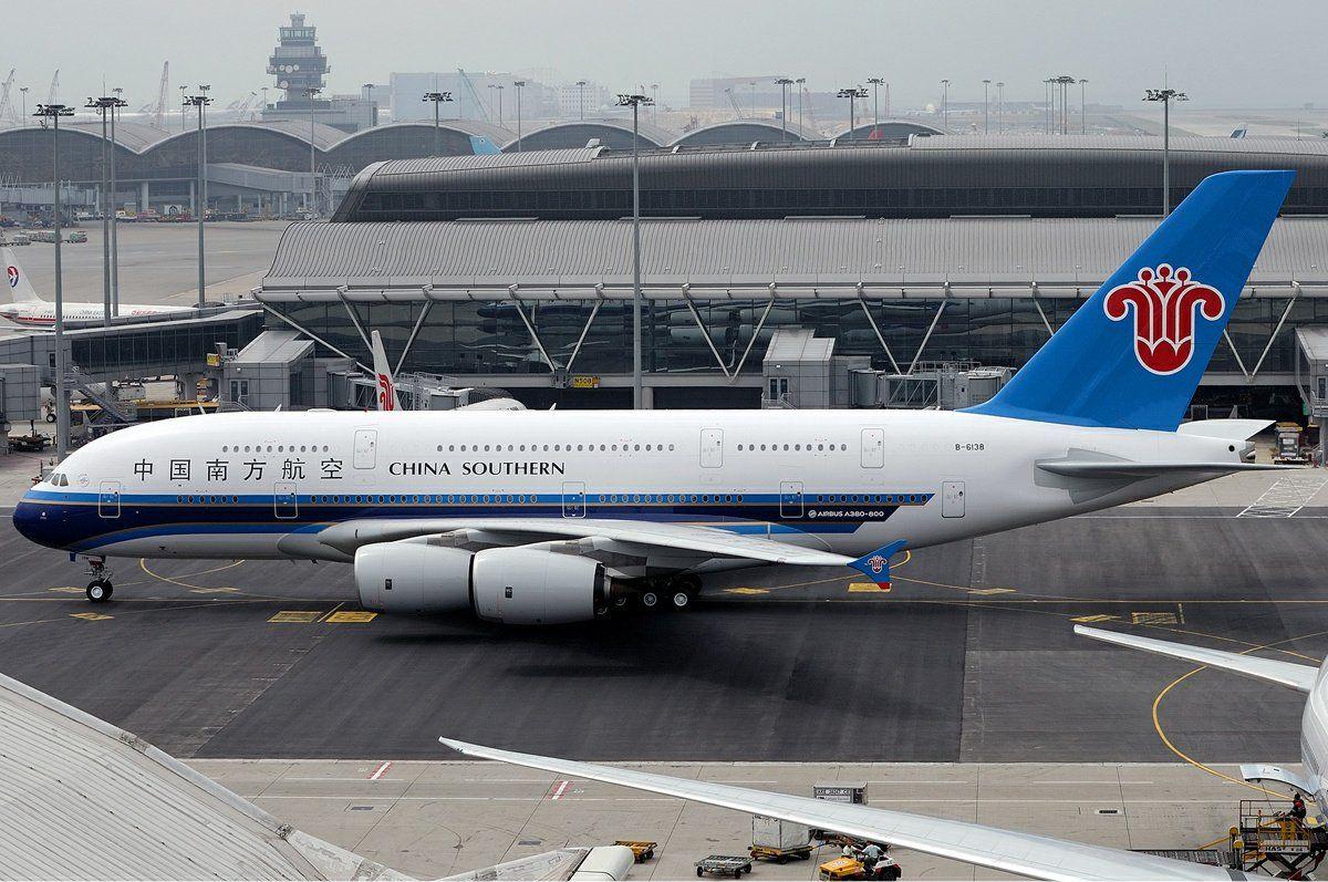 China Southern A380 at Guangzhou, via CAPA_Aviation