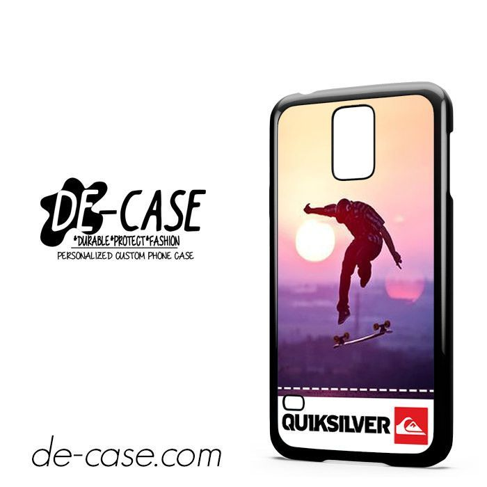 Quiksilver Skateboarder DEAL-9033 Samsung Phonecase Cover For Samsung Galaxy S5 / S5 Mini