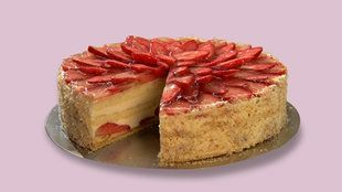 Erdbeer Quarkcremetorte Bildquelle Wdr Backen Creme Quark