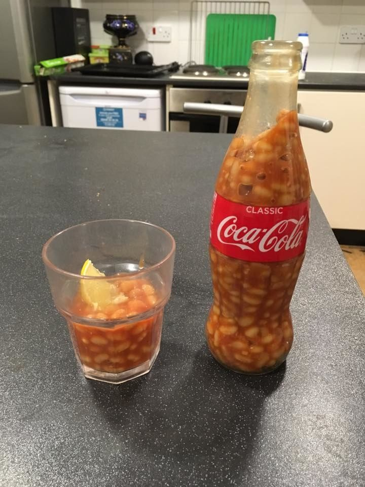 19 Things Full Of Beans That Shouldn T Be Full Of Beans Cursed Images Cursing Food