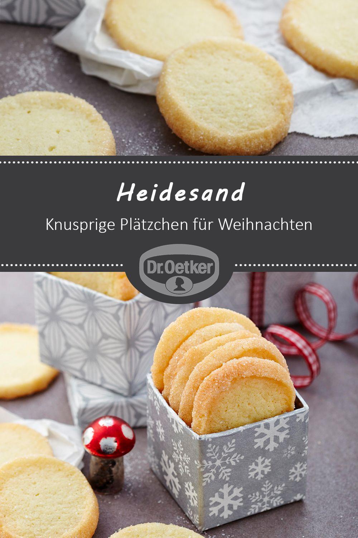 Heidesand #plätzchenrezept