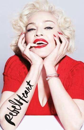 Madge...