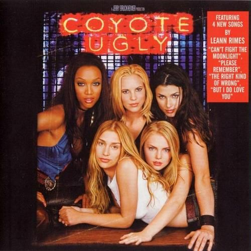 Coyote Ugly (2000) - Movie Soundtrack ~ #chickflicks #coyoteugly #moviesoundtracks ~ Can't Fight the Moonlight - LeAnn Rimes