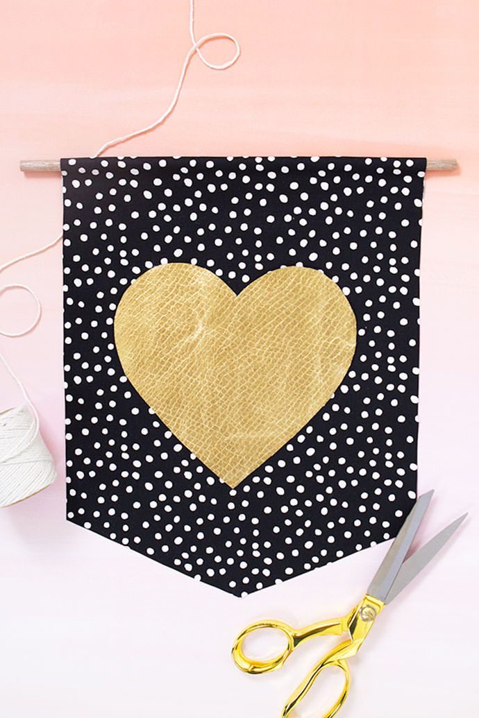 Crush On These DIY Hearts | Heart crafts, Crushes and Sweet hearts