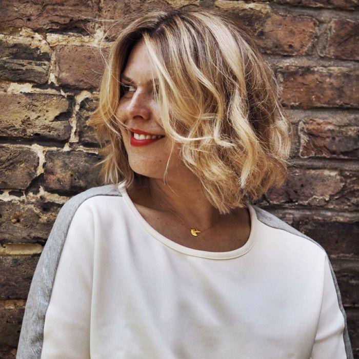 Creativo peinados modernos mujer Fotos de estilo de color de pelo - Pin on Peinados